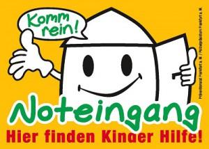 Logo Noteingang